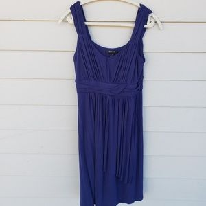 STYLE & CO. Sleeveless Ruched Above the knee dress